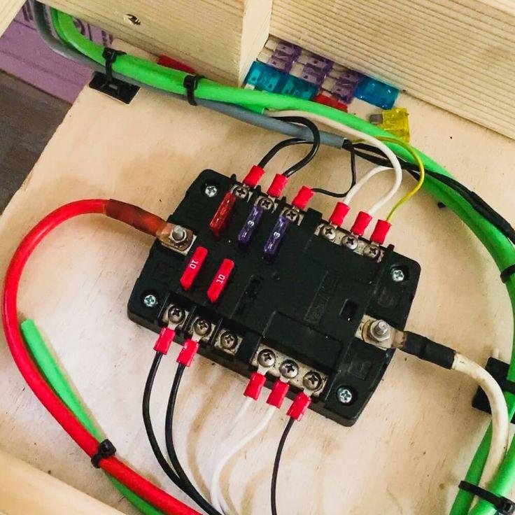 12 Volt Van Electrical System