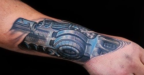 Top 25 ideas about biomechanical tattoo on pinterest for Tattoo tip percentage