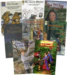 Huguenot Inheritance Series - Exodus Books