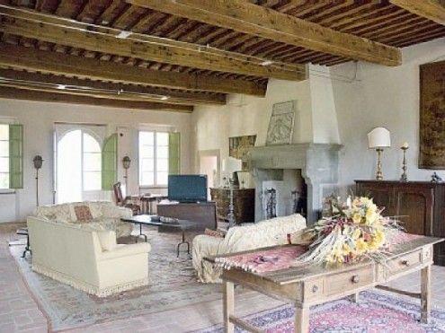 Rustical villa in Lucca, Italy