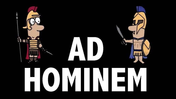 1000+ Ideas About Ad Hominem On Pinterest