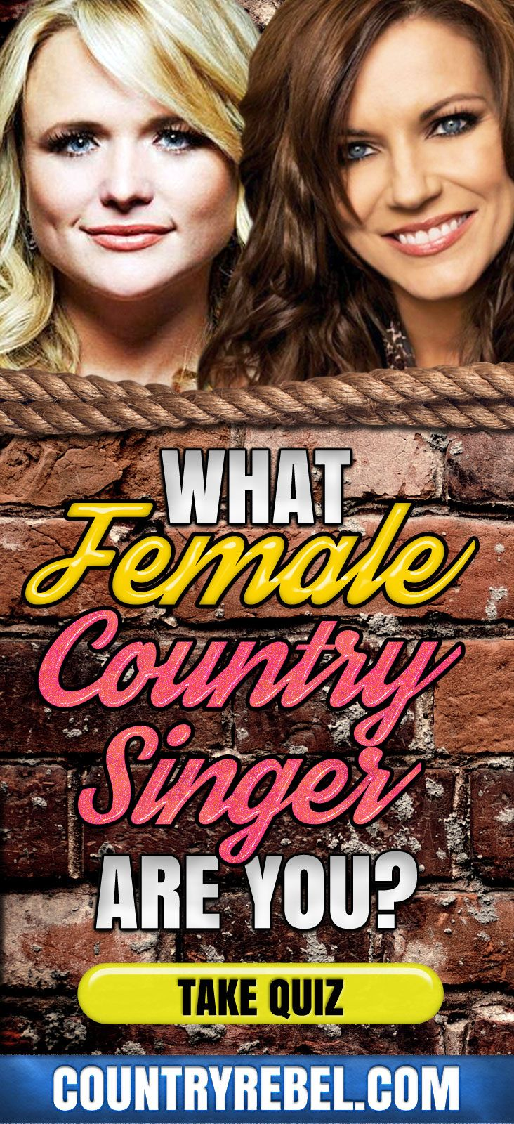 Country Music Quiz - What Female Country Singer Are You?