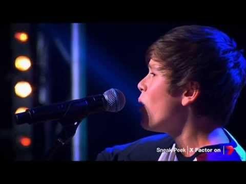 Jai Waetford: Don't Let Me Go - X Factor Australia 2013 SNEAK PEEK