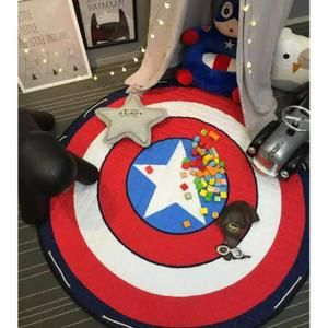 BRO® Avengers tapis de sol pour enfant/bébé jouet Sac de rangement Grand 150cm Diamètre