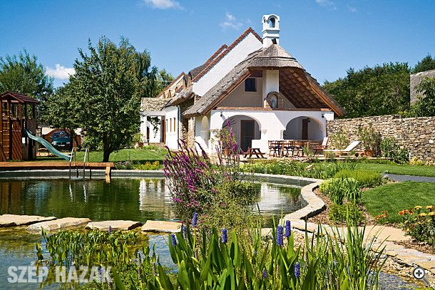 Polgári parasztház - Szép Házak