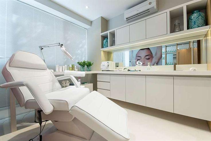 Sugestão de consultório médico - Dermatologia