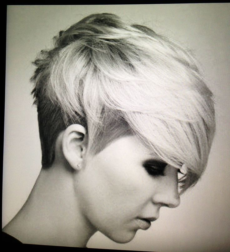 one day i will have the balls to do this to my hair
