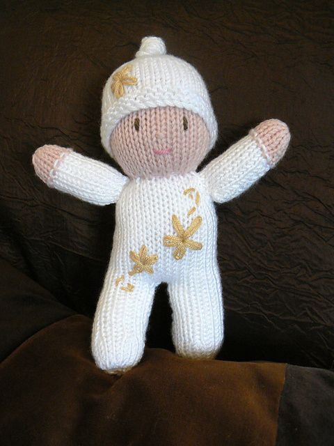 Ravelry: Project Gallery for Rainbow Babies pattern by Jean Greenhowe