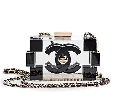 The Chanel Lego clutch!