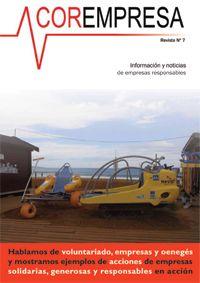 Revista Corempresa Nº 7  Revista sobre mecenazgo, filantropía, patrocinio y responsabilidad empresarial