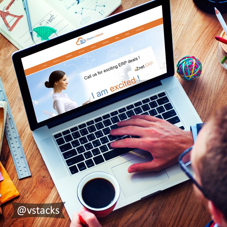 Do you feel your website is outdated? For many, first impression turns out to be the last one. Update your existing site for better results with website redesign services, contact vStacks Infotech now.  #site #website #redesign #vStacksInfotech