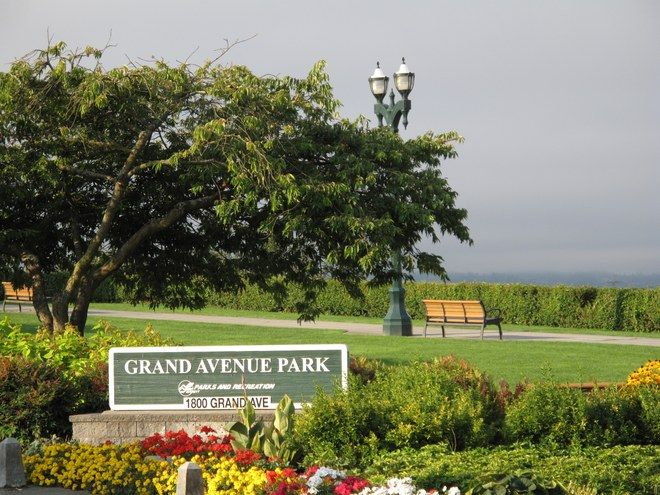 Everett Arboretum, Grand Ave Park, Everett Community College, Legion Park — Washington Trails Association