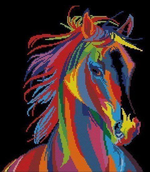 Resultado de imagen para horse perler beads