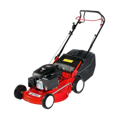 Hire a petrol driven Rotary Mower. Call 0844 892 2503. This mower is ideal for general lawn maintenance. The petrol rotary mower is fitted with adjustable mowing heights and a large capacity grass collection box. Petrol rotary mowers keep lawns looking smart, tidy and professional.