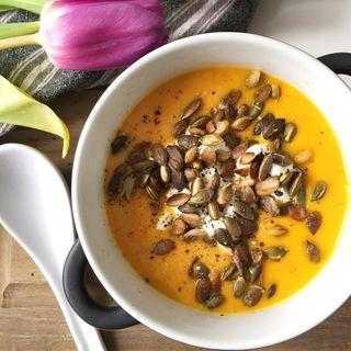 RIP Soupanatural: Sund gulerodssuppe med ingefær