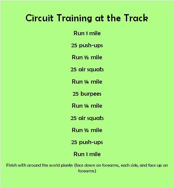 "Circuit Training / Circuit training at the track / circuit training outdoor / This would be ""fun"" to mix up a workout"