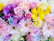 結婚式の会場装花~ラプンツェル~|しあわせはこび隊 ポポの活動日記