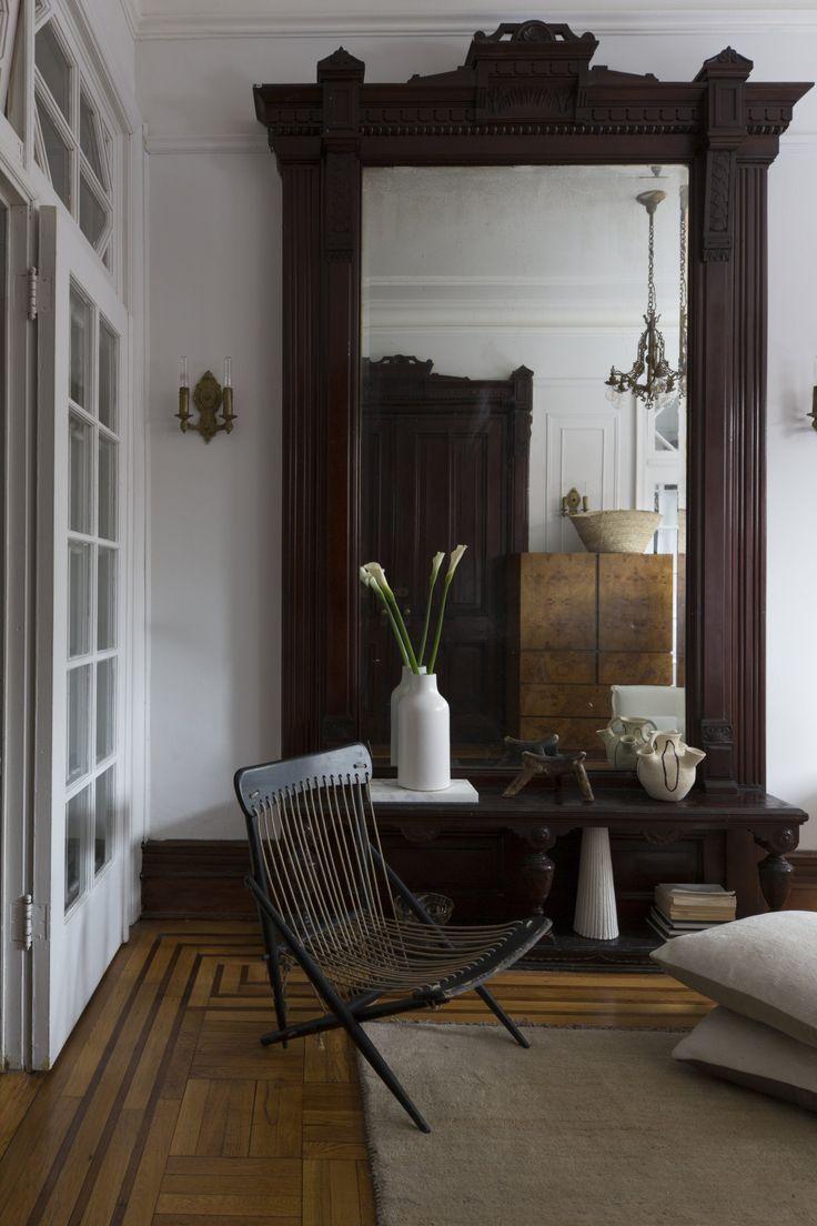 Kai Avent-deLeon's home in Bed Stuy. Image: Mel Walbridge for Remodelista