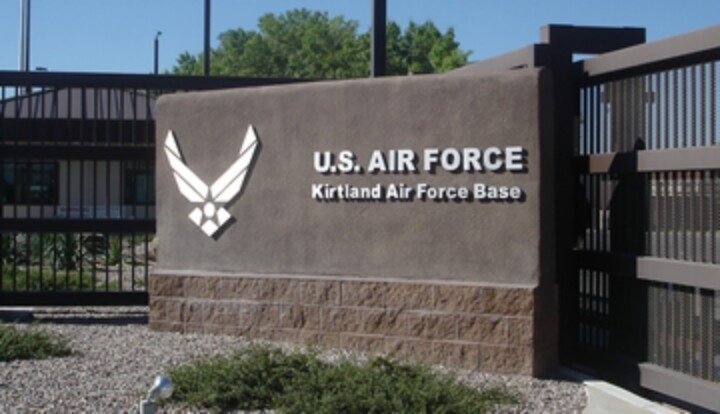 kirtland afb Location kirtland afb is located in the southeast section of albuquerque in bernalillo county, adjacent to albuquerque international and is the sixth largest installation in the air force.