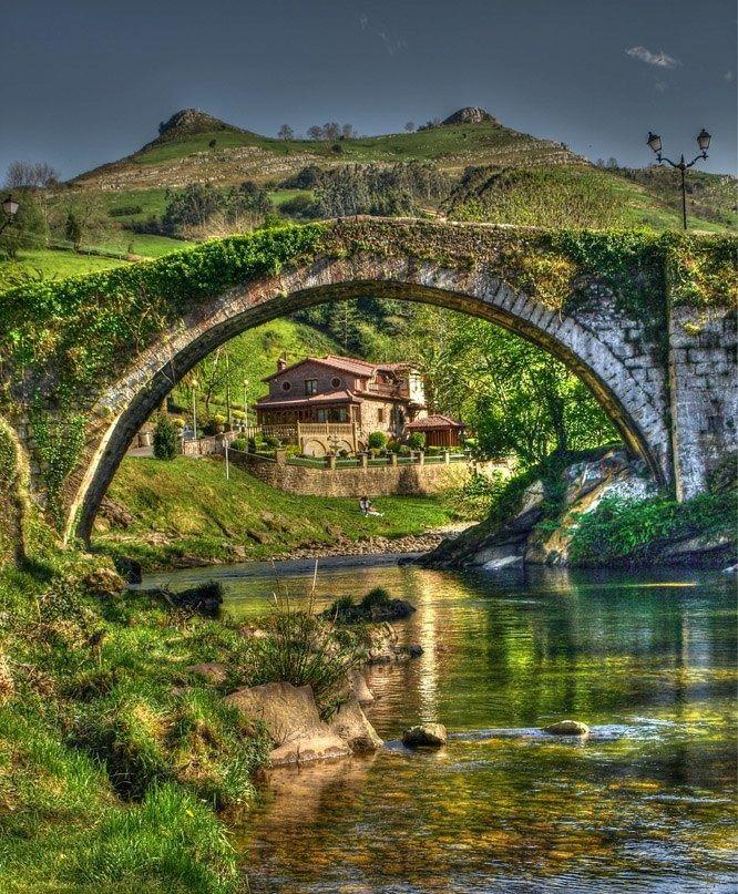 #Liérganes, #Cantabria, #Spain