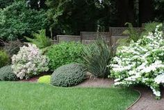 Image result for low maintenance north facing small garden