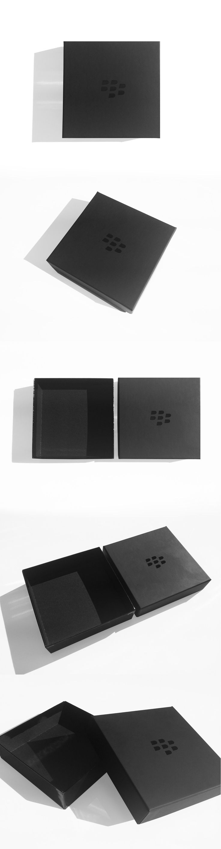 Blackberry package designed and developed by 2ii Inc