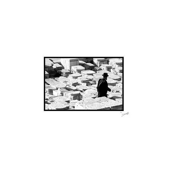 NOVICA Jerusalem Cemetery in Religious Photograph Art (1.845 NOK) ❤ liked on Polyvore featuring home, home decor, wall art, black and white, photography prints, wall decor, mexican wall art, photo-print, novica home decor and mexican home decor