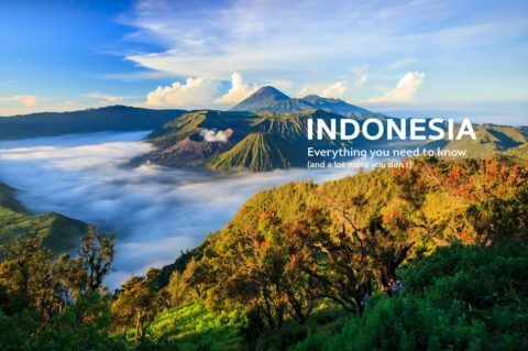 Indonesia in 5 Minutes – Infografis Tentang Indonesia