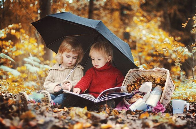 30 Cute Children Photography Inspiration