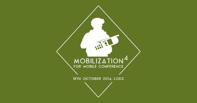 Mobilization 4 to wydarzenie tworzone przez programistów dla programistów. 18 października w Łodzi