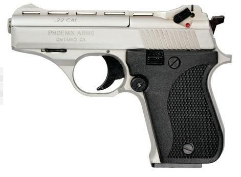 New Phoenix Arms HP22 .22LR $139 - http://www.gungrove.com/new-phoenix-arms-hp22-22lr-139/