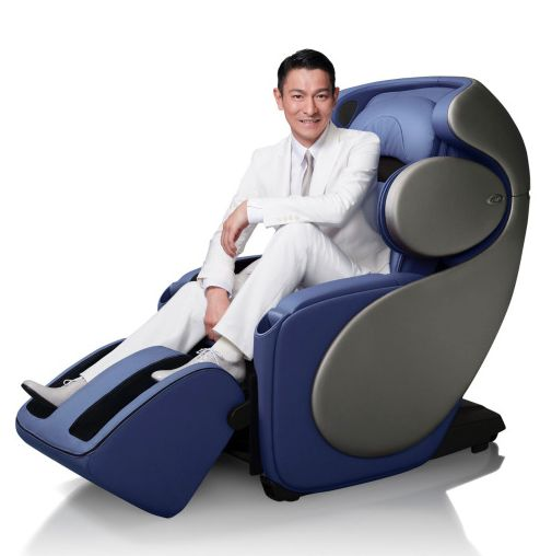 Singapore health and lifestle brand founded in 1993 by Roy Sim. Its signature product is the massage chair, endorsed by Asian celebrities in its campaigns.