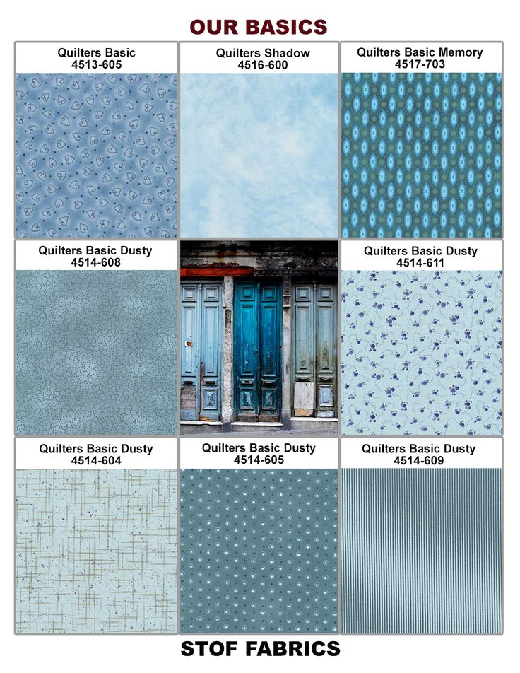 Dusk Blue Plate (2015 Pantone Spring Color) with Stof Basic Collections.