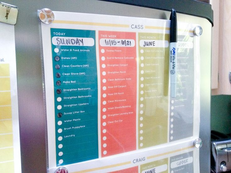 Best 25+ Chore chart template ideas on Pinterest | Room cleaning ...