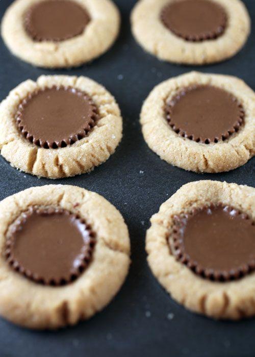 Reese's cookies.