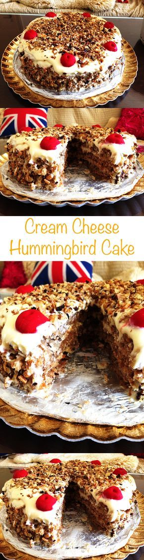 Hummingbird Cake Recipe with Cream Cheese Frosting - Better Baking BibleBetter Baking Bible