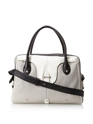 64% OFF Charles Jourdan Joy Tote, Grey/Black