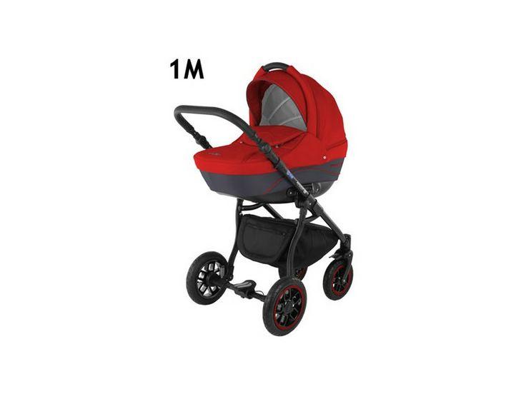 JOGGER SPORT ALU wózek dziecięcy 3W1 ADAMEX - Produkt Polski - YouKids