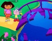 Juego de hacer un puente con Dora la Exploradora