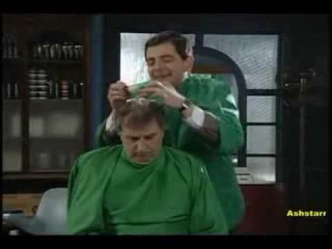 Mr. Bean - Hair