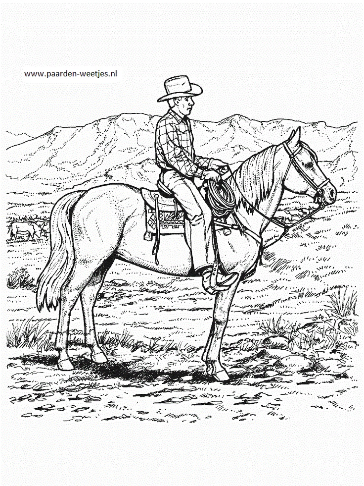 horse herd coloring pages - 28 best icolor the old west images on pinterest the