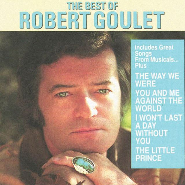 """""""I Won't Send Roses"""" by Robert Goulet was added to my Discover Weekly playlist on Spotify"""