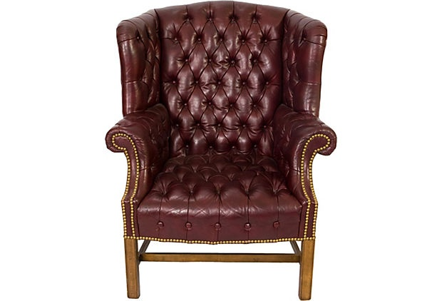 30 Best English Leather Chairs Images On Pinterest