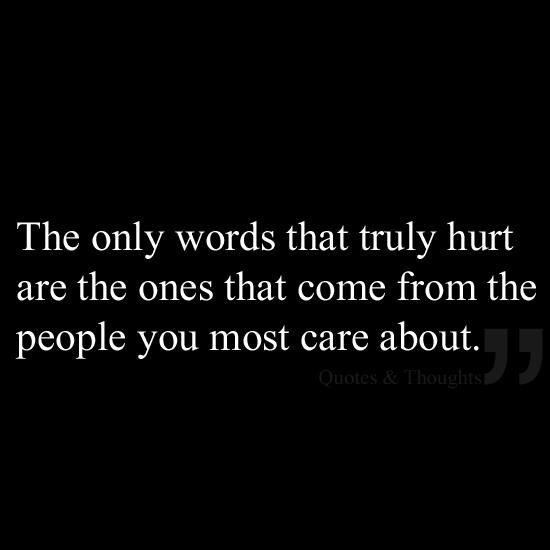 Sad Hurtful Quotes: 17 Best Ideas About Hurt By Family On Pinterest