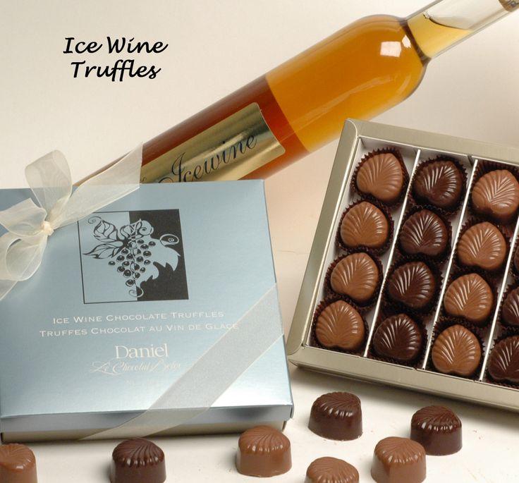 Ice Wine Truffle Box