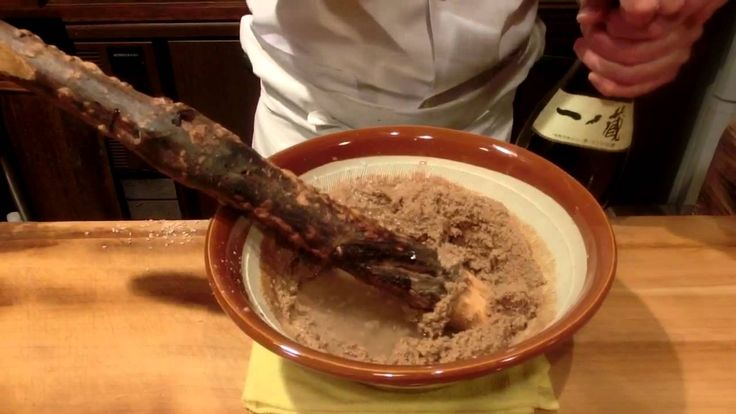 河豚(ふぐ)茶漬け・・・・大和の 和の料理(河豚の胡麻ダレ茶漬け)