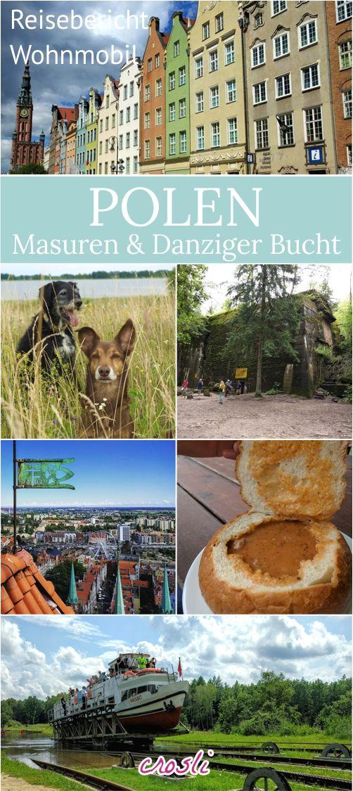 Reisebericht: mit dem Wohnmobil nach Polen - Masuren, Danzig und Danziger Bucht (polnische Ostsee)