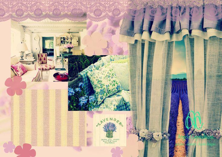 #PROVENZA     L' #arredamento #provenzale conferisce alla vostra #casa un' eleganza senza tempo. I colori come il #lilla, #bianco o il #rosa, la rendono particolarmente delicata.