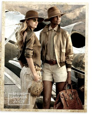 The Safari Shirt   Ralph Lauren Style Guide