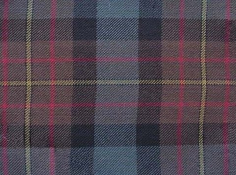 Maclaren Weathered Tartan Great Way To Show Some Heritage